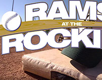 Rams at the Rockies Design & Video