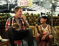 Singtel Expat Campaign