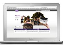 BenQ GP2 Mini website