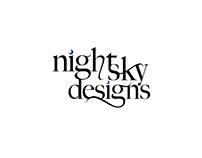 Night Sky Designs Logo