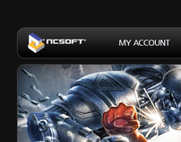 NCSOFT (Sr. Front-end Web Developer) - Contract