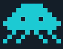 Space Invaders - Pacman