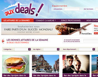Aux deals (ventes privées)