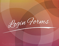 Login screens ...