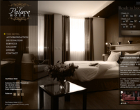 The Palace Hotel Website