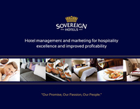 Sovereign Hotels Brochure
