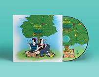 CD cover design | Las Acevedo