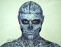 The Zombie Boy
