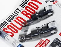 2010 / 2011 Magazine Ads