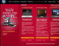 HP Promotion site for E-volution.com