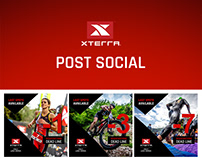 XTERRA - POST SOCIAL