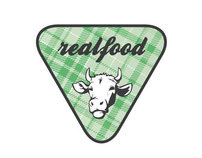 Logo for «realfood»