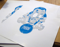 Ricardo Orona | Prints | Imprime o pinchi muere