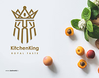 Kitchen King - Logo Design