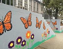 Latona Elementary School Mural