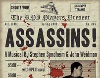 Assassins the Musical