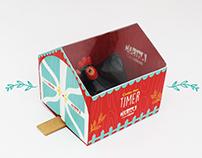 Packaging creativo CasaIdeas