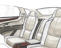 Bentley Bentayga Alpine Colour and Trim Project