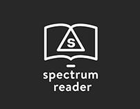 Spectrum Reader