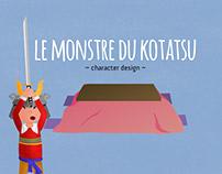 Le monstre du Kotatsu