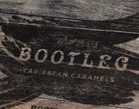 Bootleg Chocolates Brand + Packaging
