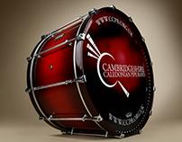 CCPB Bass Drum