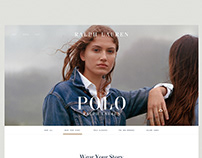 Ralph Lauren Website