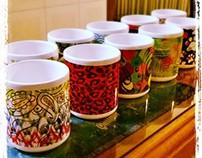 Tazas sublimadas con diseños originales