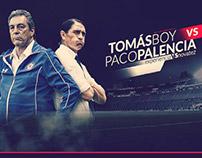 Tomás Boy Vs Paco Palencia