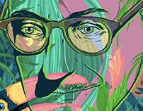Ary Barroso - Exposição Alfabeto do Samba