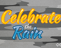 Celebrate the Rain - Musical inspiration