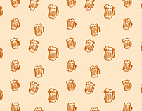 Pretzels & Beer - Free Wallpapers