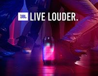 JBL Pulse 2 | Live Louder