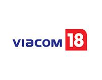 Viacom 18 - Desktop Calendar