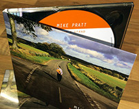 Mike Pratt CD DigiPak Design