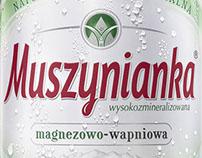 Muszynianka - natural mineral water