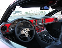 Local Motors Rally Fighter Gen 2 Interior