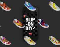 VANS_SLIPON DIY