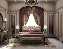 Classic Bedroom , Ksa