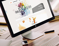 Logotype et site web pour les BDvores