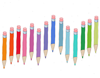 All the pencils that I want