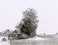 Drawings around Friesland