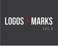 Logos + Marks Vol 2