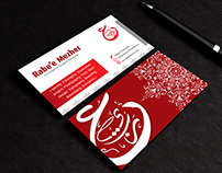 New Identity (business card)