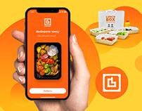 LunchBox— приложение для заказа еды изсети ресторанов