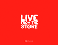 Live from the Store by Converse Ecuador