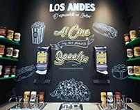Al cine hay que ponerle SALSA - Los Andes
