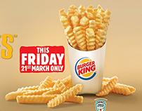 Burger King Ads