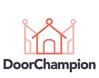 DoorChampion Rebrand