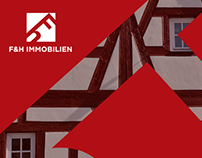 F&H Immobilien: Branding. Corporate Design Package